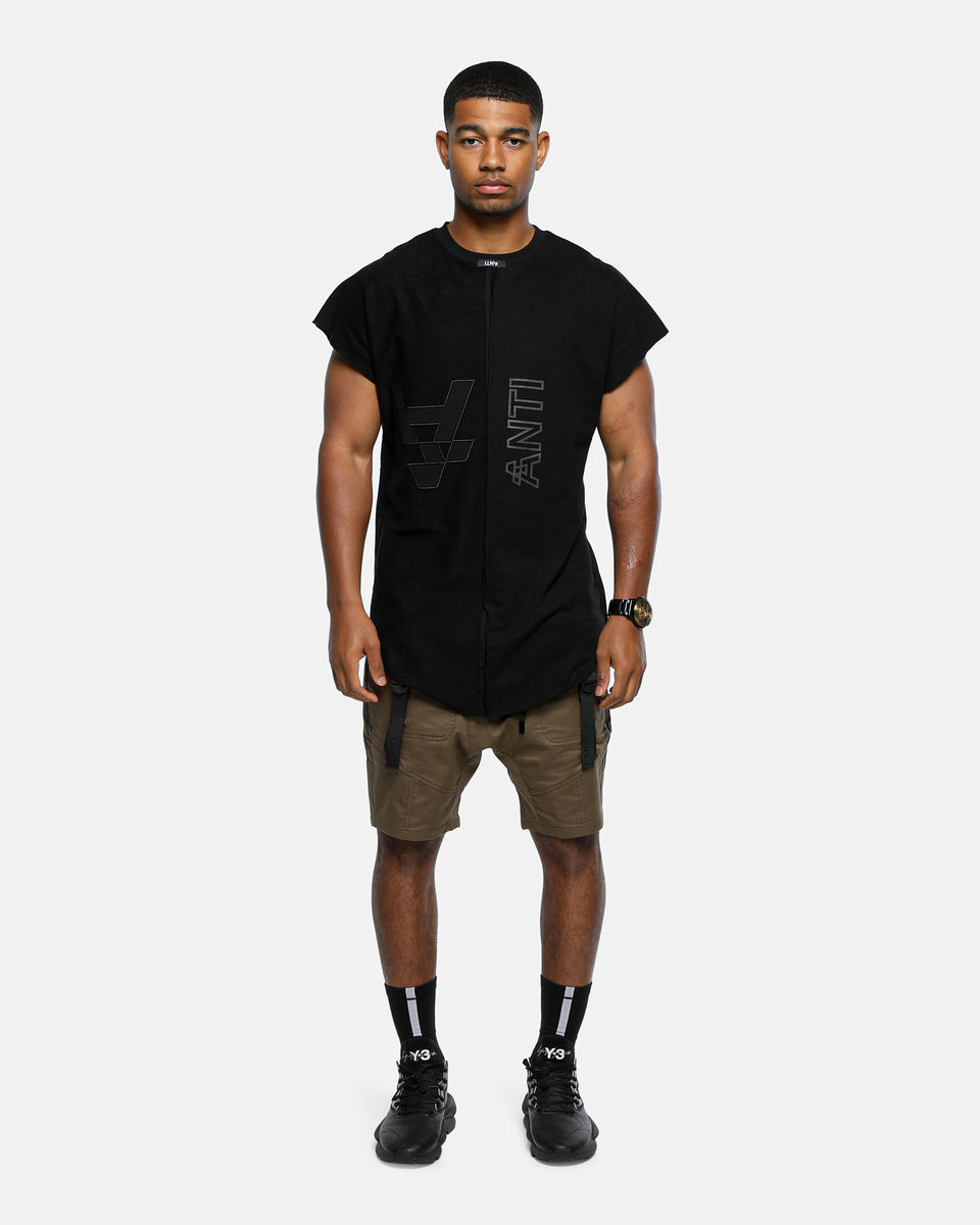 The Anti-Order Non Type Bat Tee Black