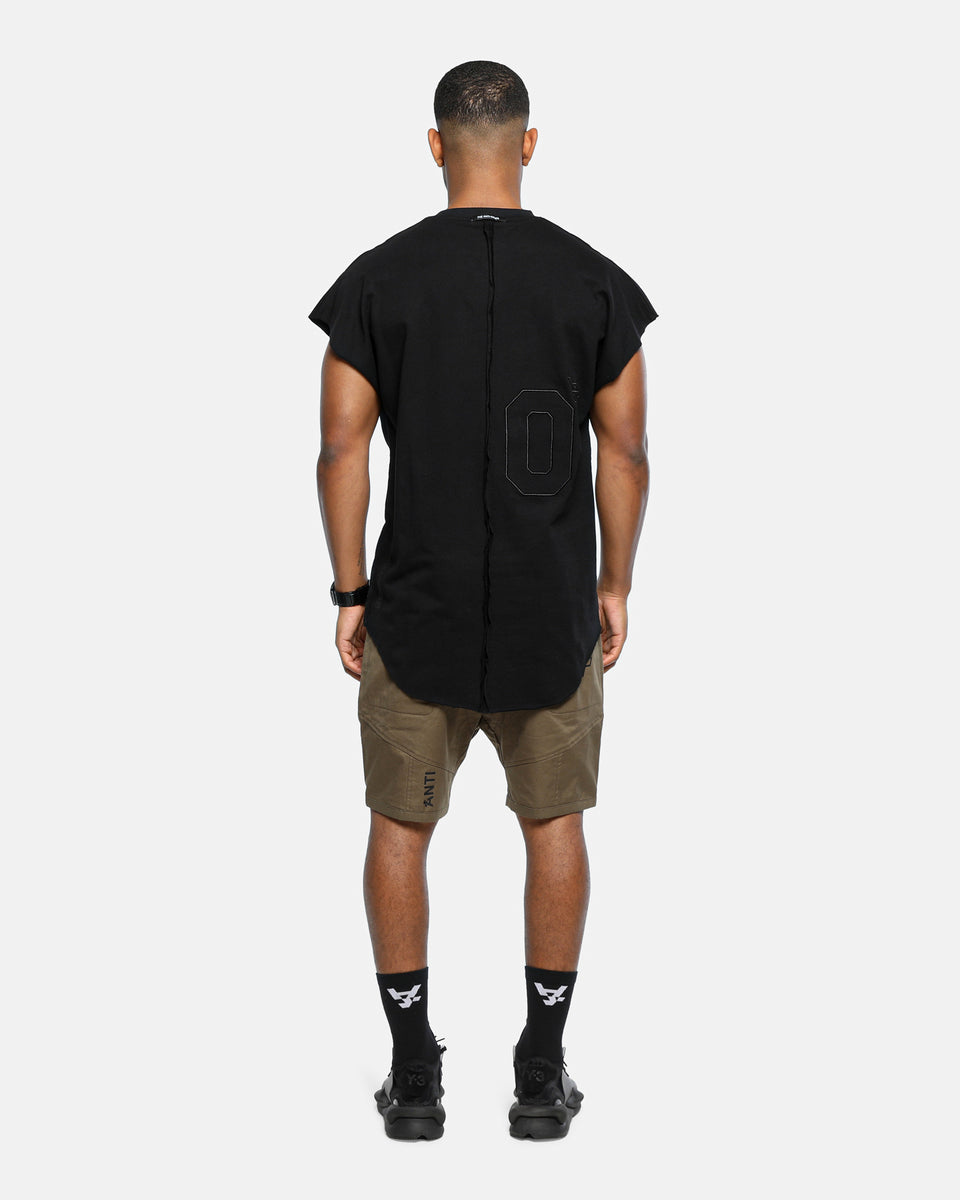 NON TYPE BAT TEE - Black