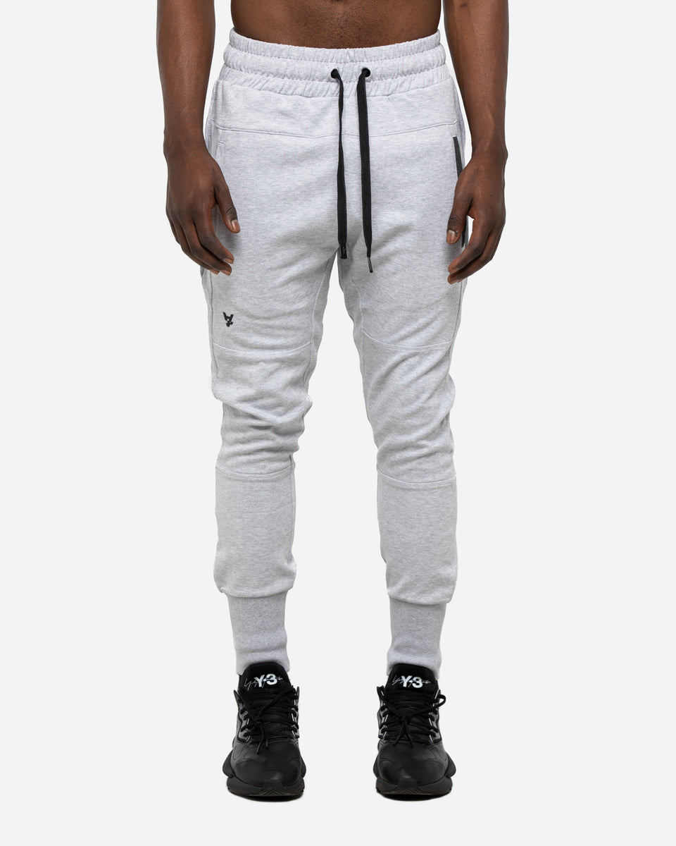 XY AESTHETIC JOGGER - Light Grey