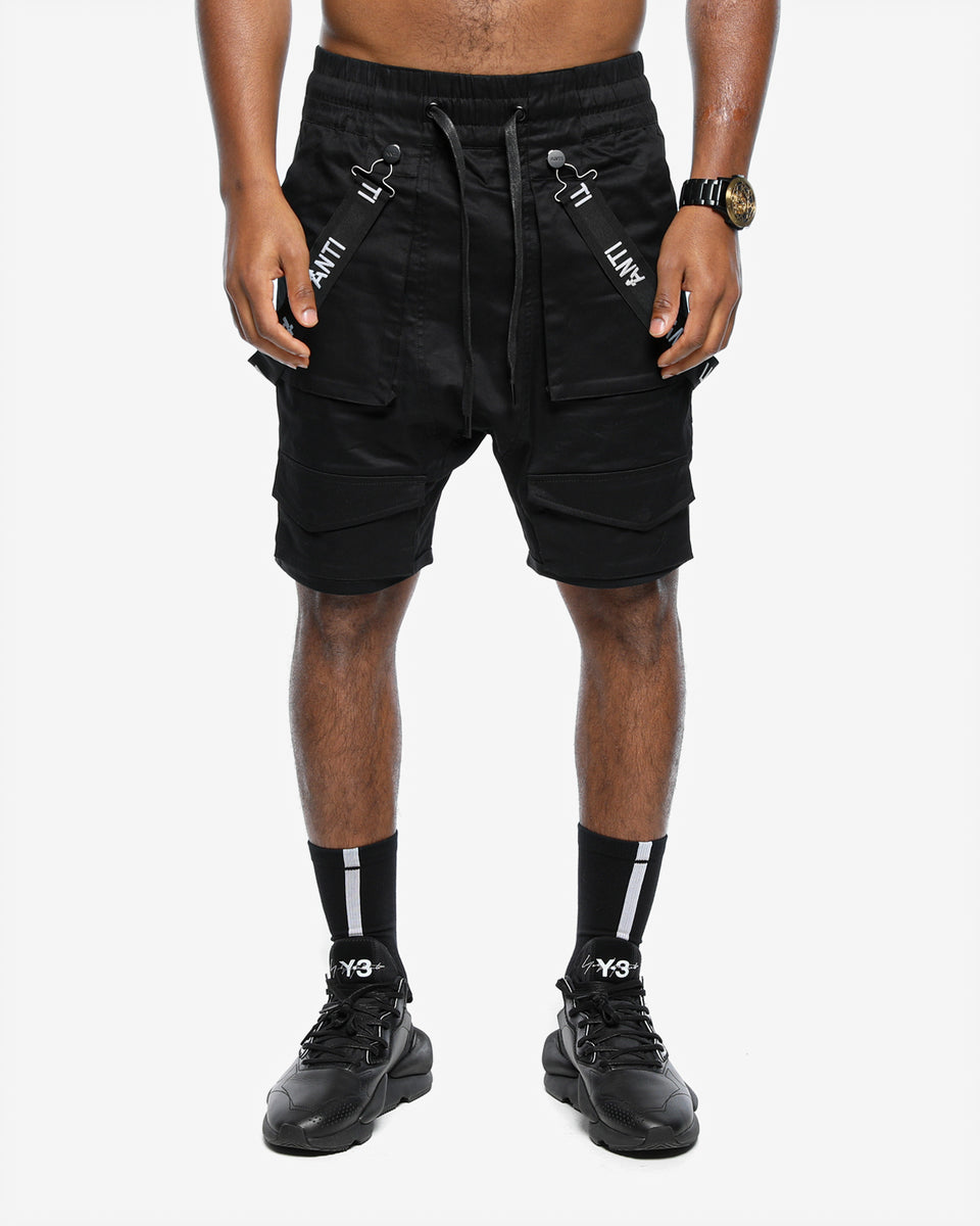 The Anti-Order Special Forces Short Black