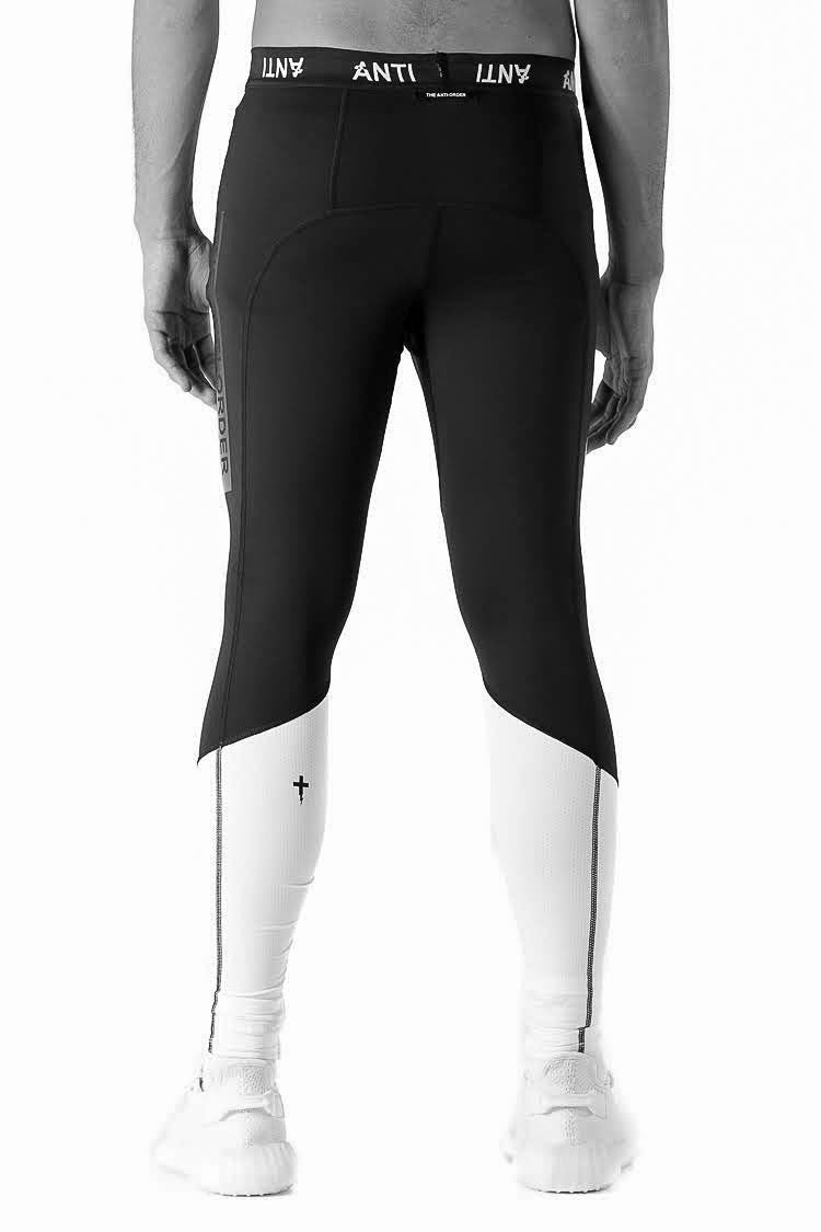 ANTI SPRINT LEGGING - Black/White