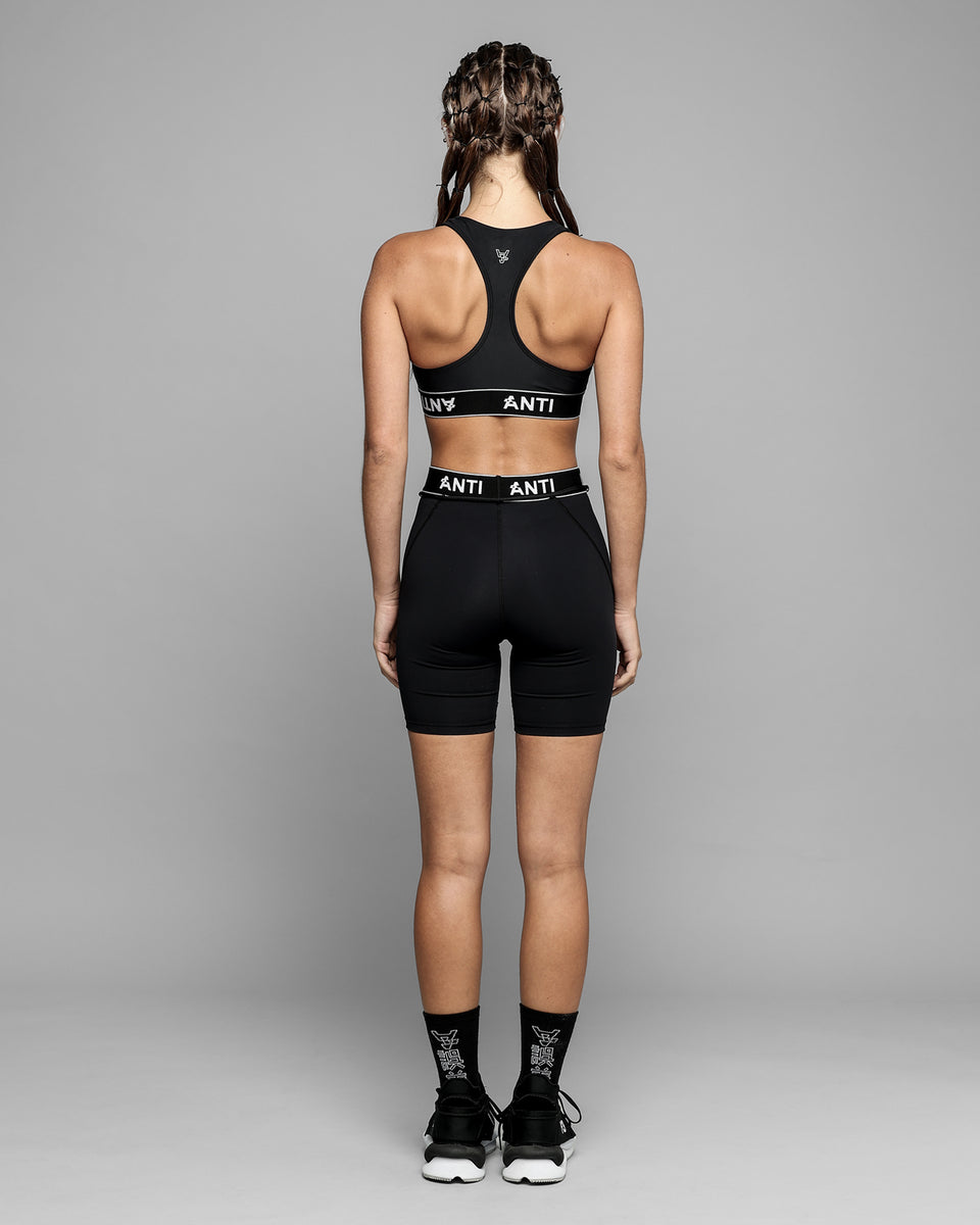 FUTURE SPORTS BRA - Black