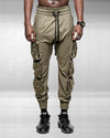 Neo Military Jogger - Army Green