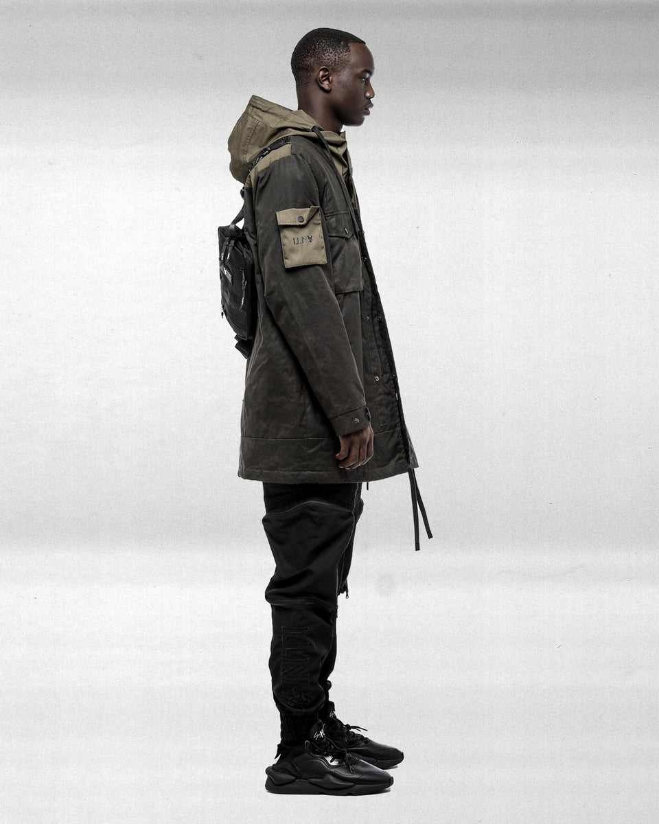 NON MILITARY JACKET - Army Green