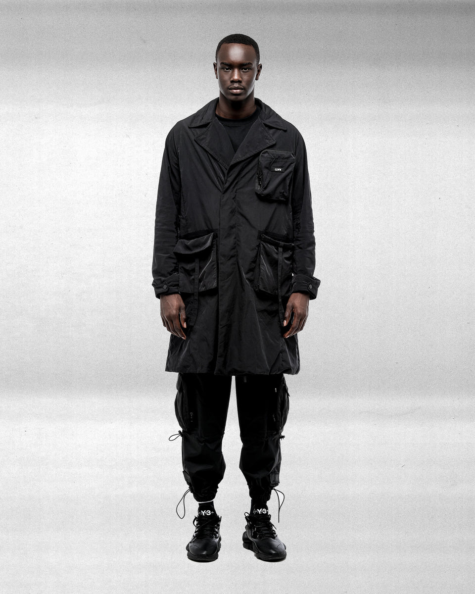 SEPARATIST AG JACKET - Black