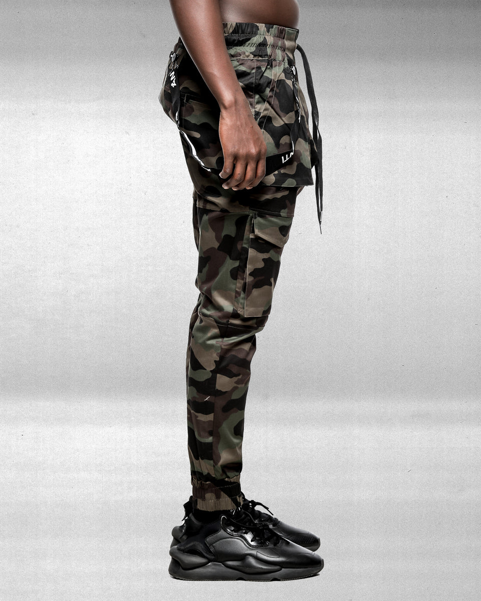 Special Forces Jogger - Camo