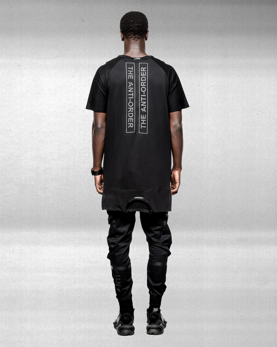 Tales Tall Tee V2 - Black