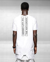 Tales Tall Tee V2 White