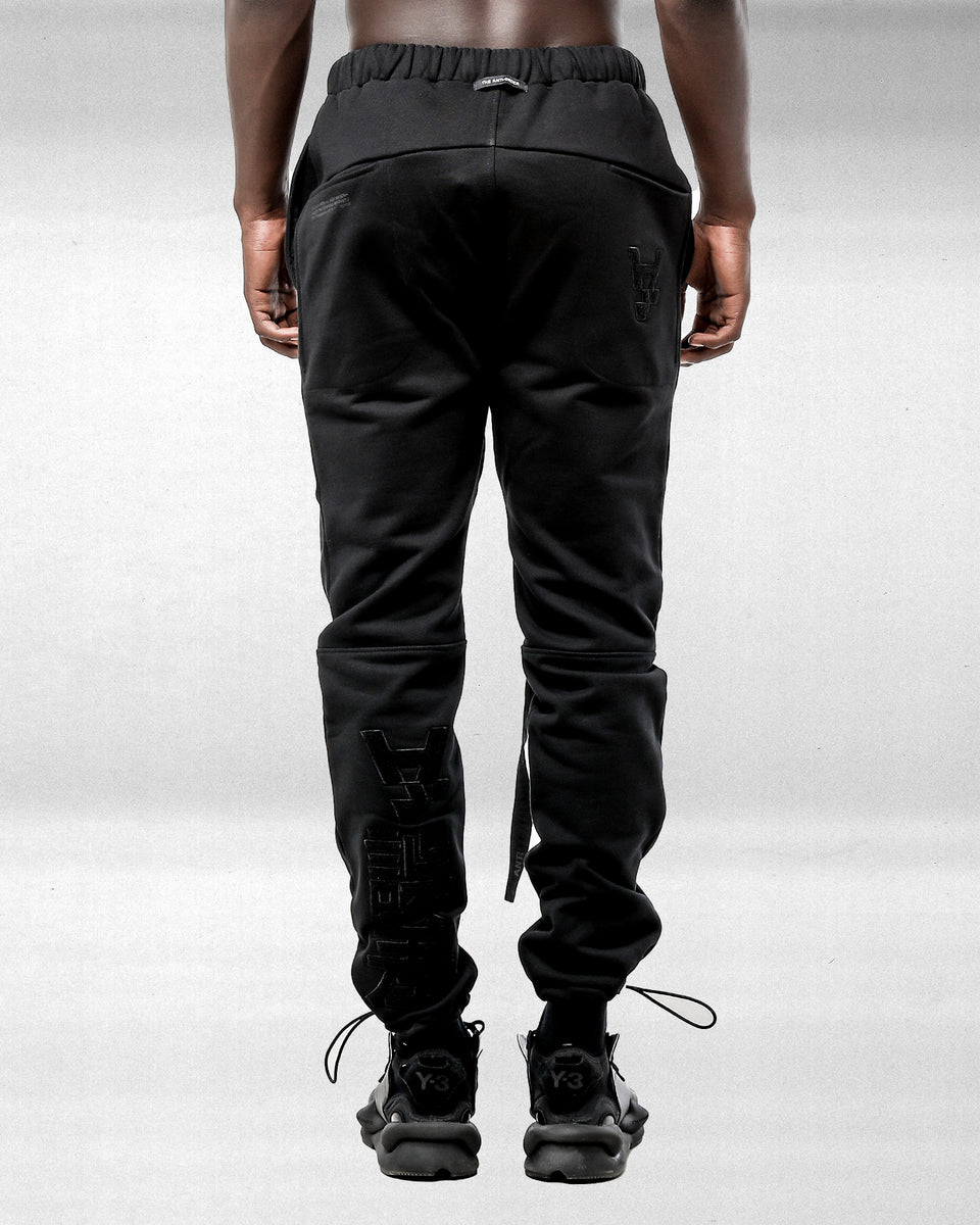 TOKYO SINCH TRACKPANT - Black