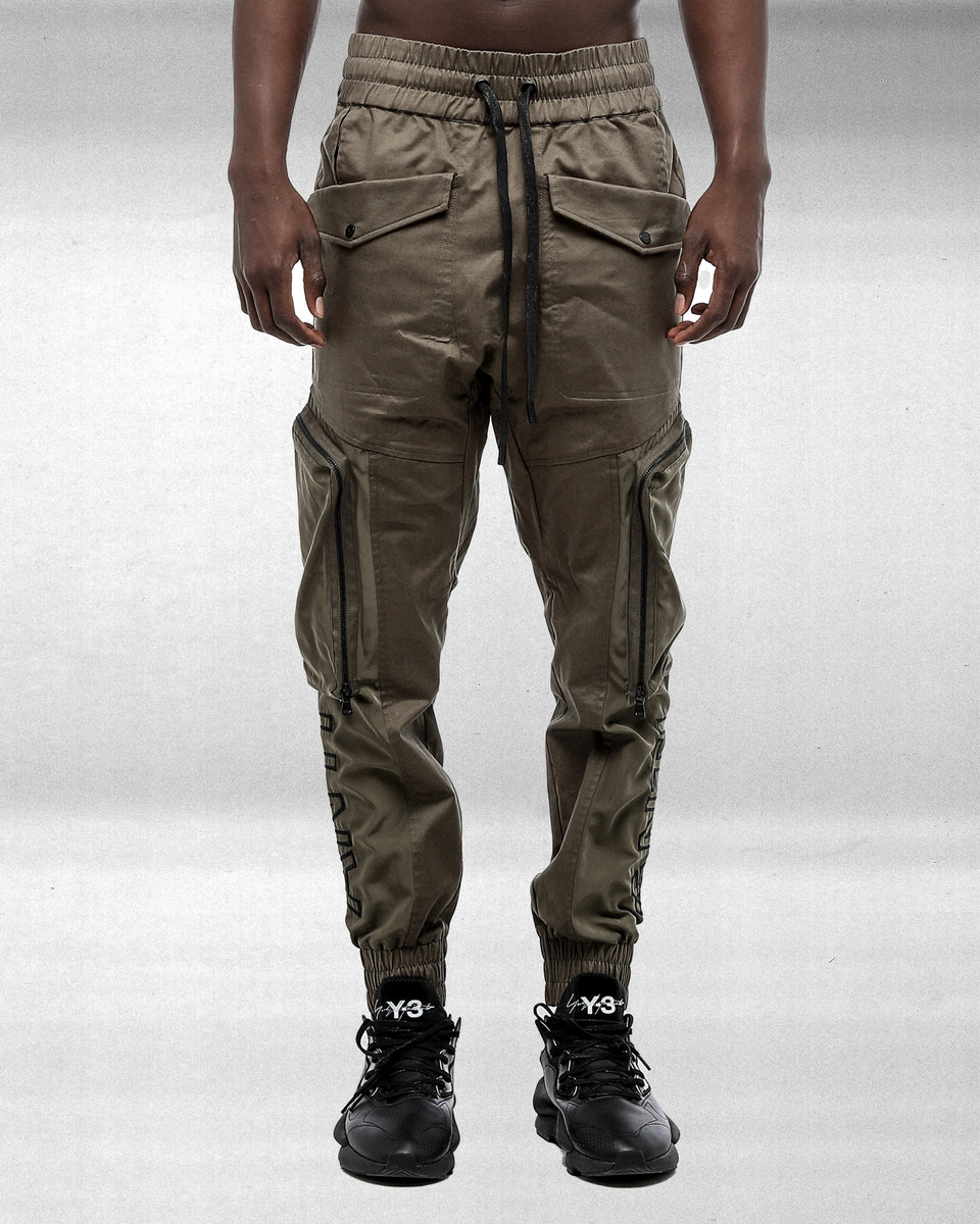 Wasp Utility Jogger Army Green/Black