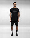 XY Aesthetic Non Seam Tall Tee - Black