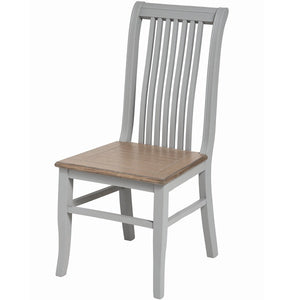 Martha Grey Dining Chair