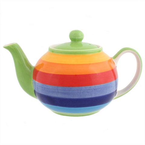 Rainbow Range Tea Pot