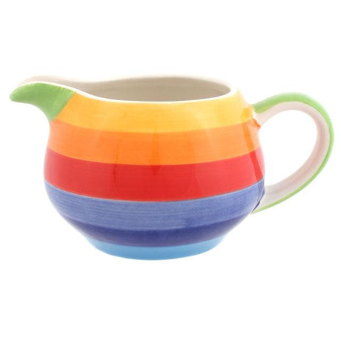 Rainbow Range Milk Jug