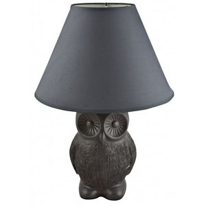Oscar Owl Porcelain Table Lamp
