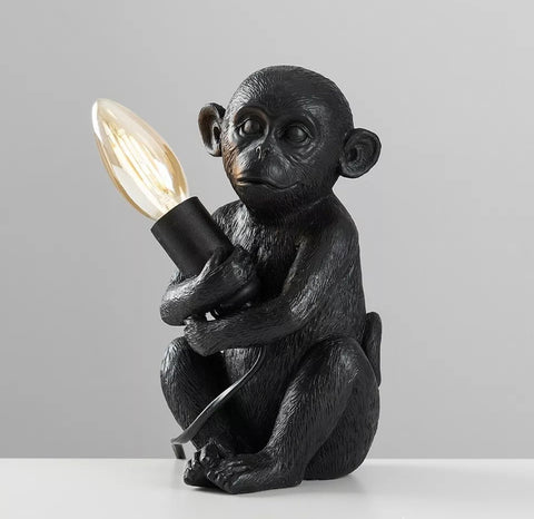 Mini Monkey Lamp