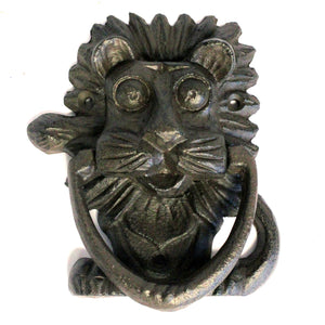 Classic Lion Door Knocker