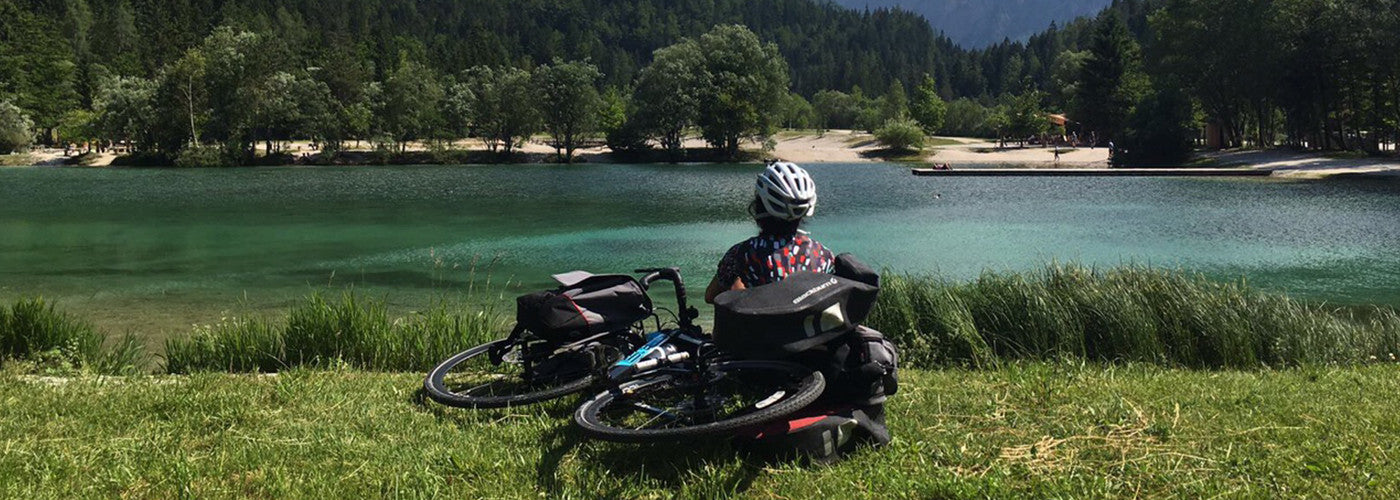 Chase That Feeling: Cycle Touring