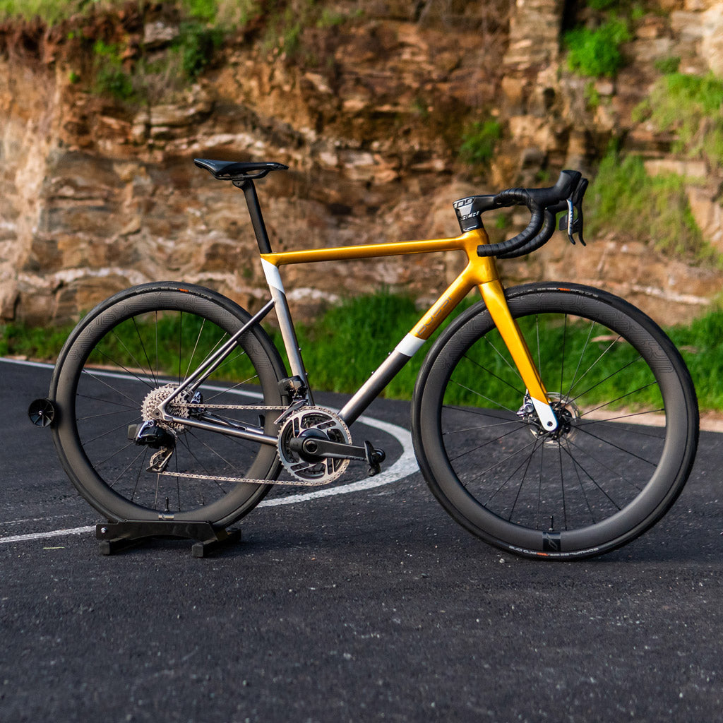 Strada SS - TItanium Road Bike