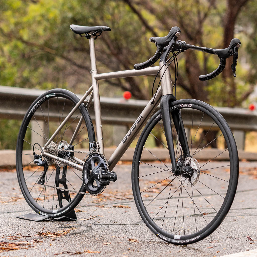 Summit - Titanium Endurance Bike