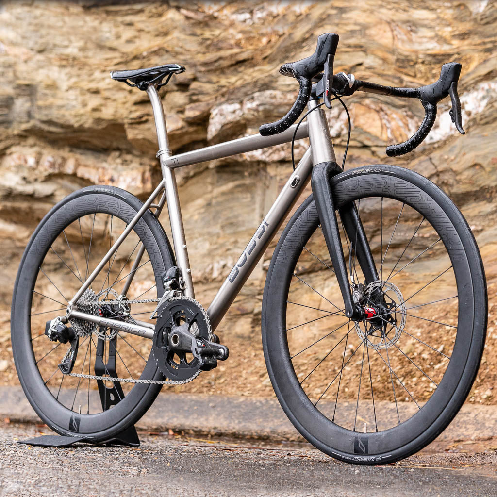 Strada - Titanium Road Bike