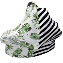 Load image into Gallery viewer, Chloe Car Seat/Nursing Cover - Eloise & Lolo