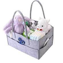 Load image into Gallery viewer, Diaper Caddy - Eloise & Lolo