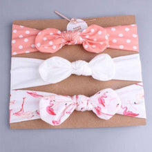 Load image into Gallery viewer, Headbands 3pc Set - Eloise & Lolo