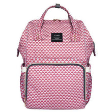 Load image into Gallery viewer, The Eloise - The Original Diaper Bag Backpack - Eloise & Lolo
