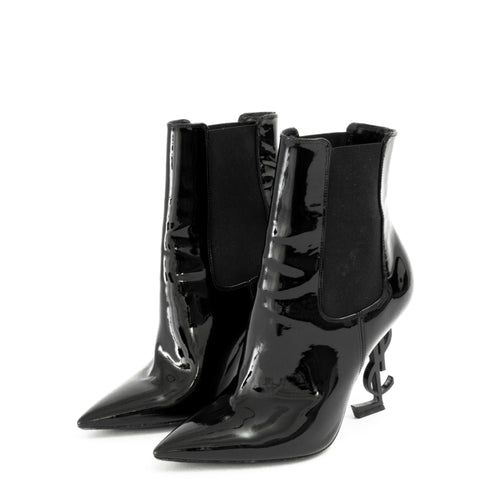 Opyum 110 Patent Leather Chelsea Boots