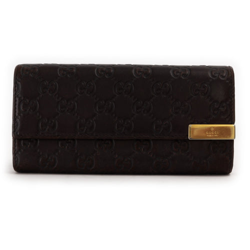 Guccissima Wallet