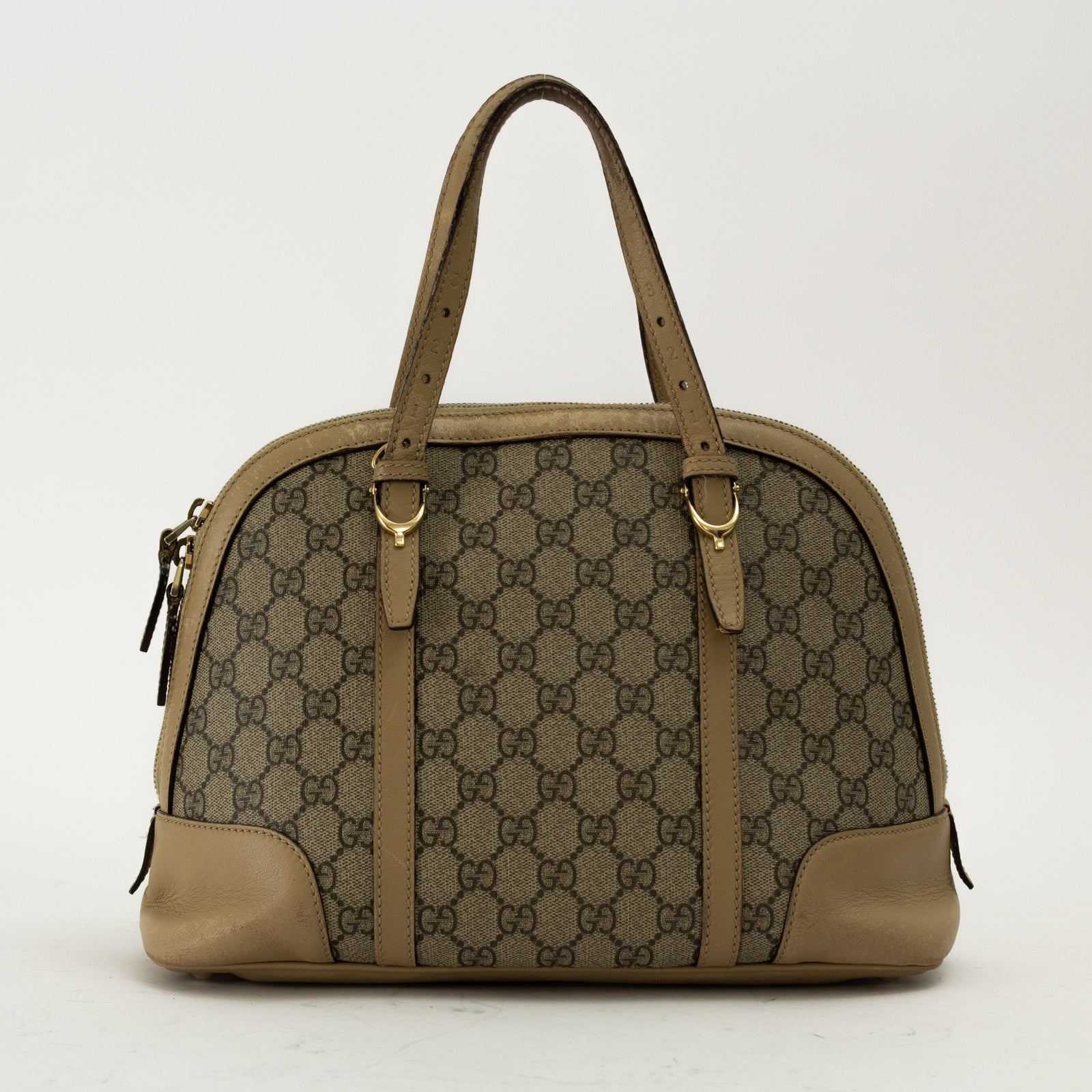 GG Coated Canvas Bag