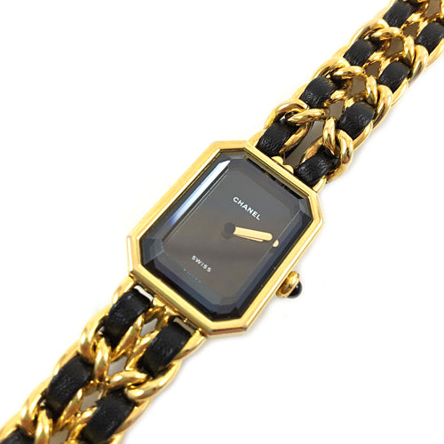 Gold Tone Premiere Watch