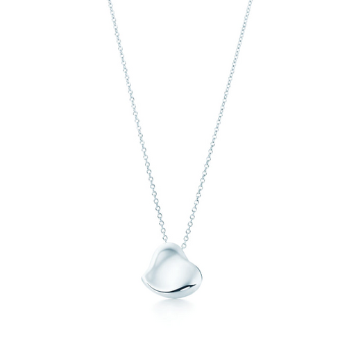 Elsa Peretti Full Heart Pendant Necklace