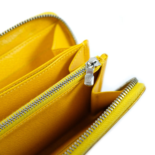 Citron Epi Zippy Wallet
