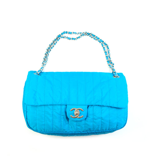Soft Shell Flap Bag