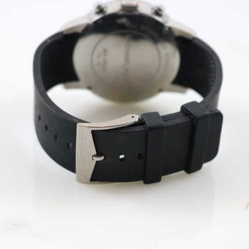Black Strap Unisex Watch