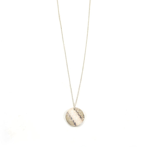 Round Notes Fifth Ave Necklace