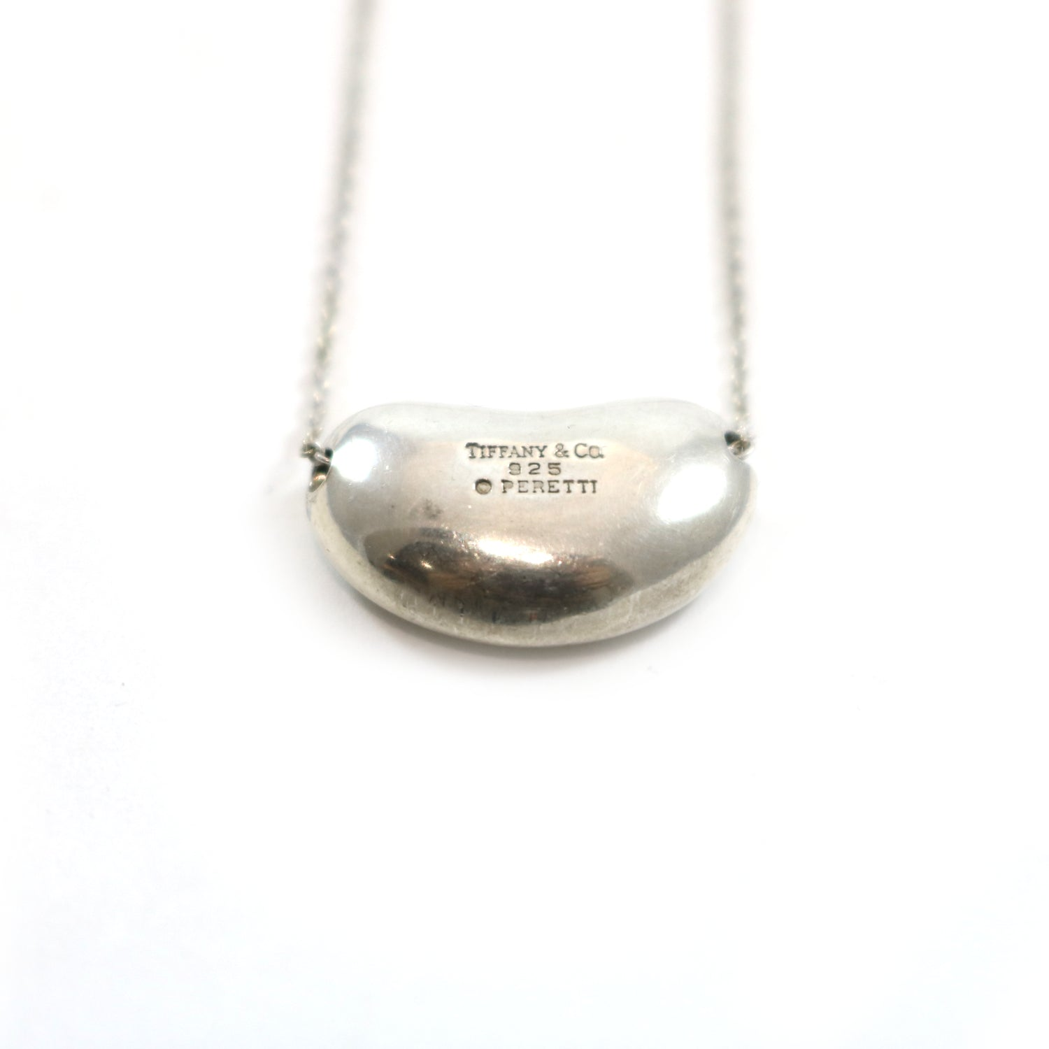 Bean Pendant Necklace