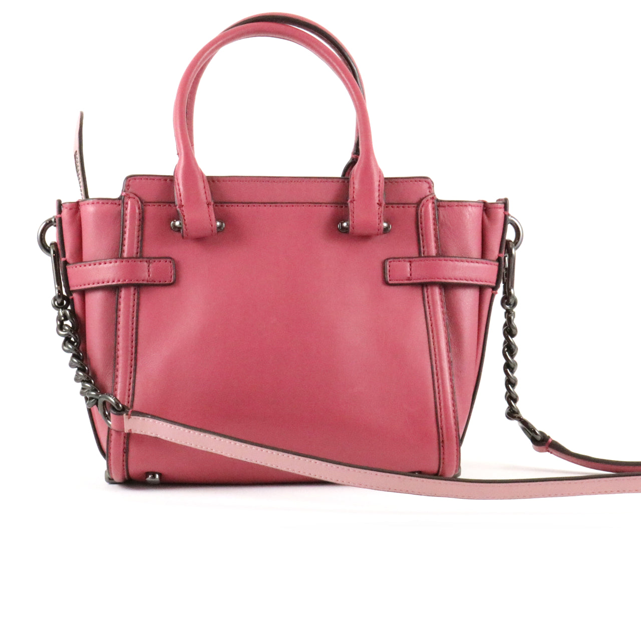 Pink Mini Satchel