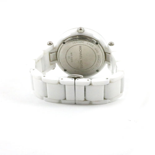 Ceramic Strap Watch
