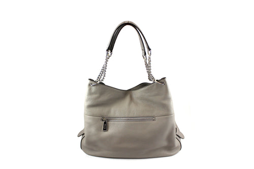 Lillie Chain Shoulder Tote