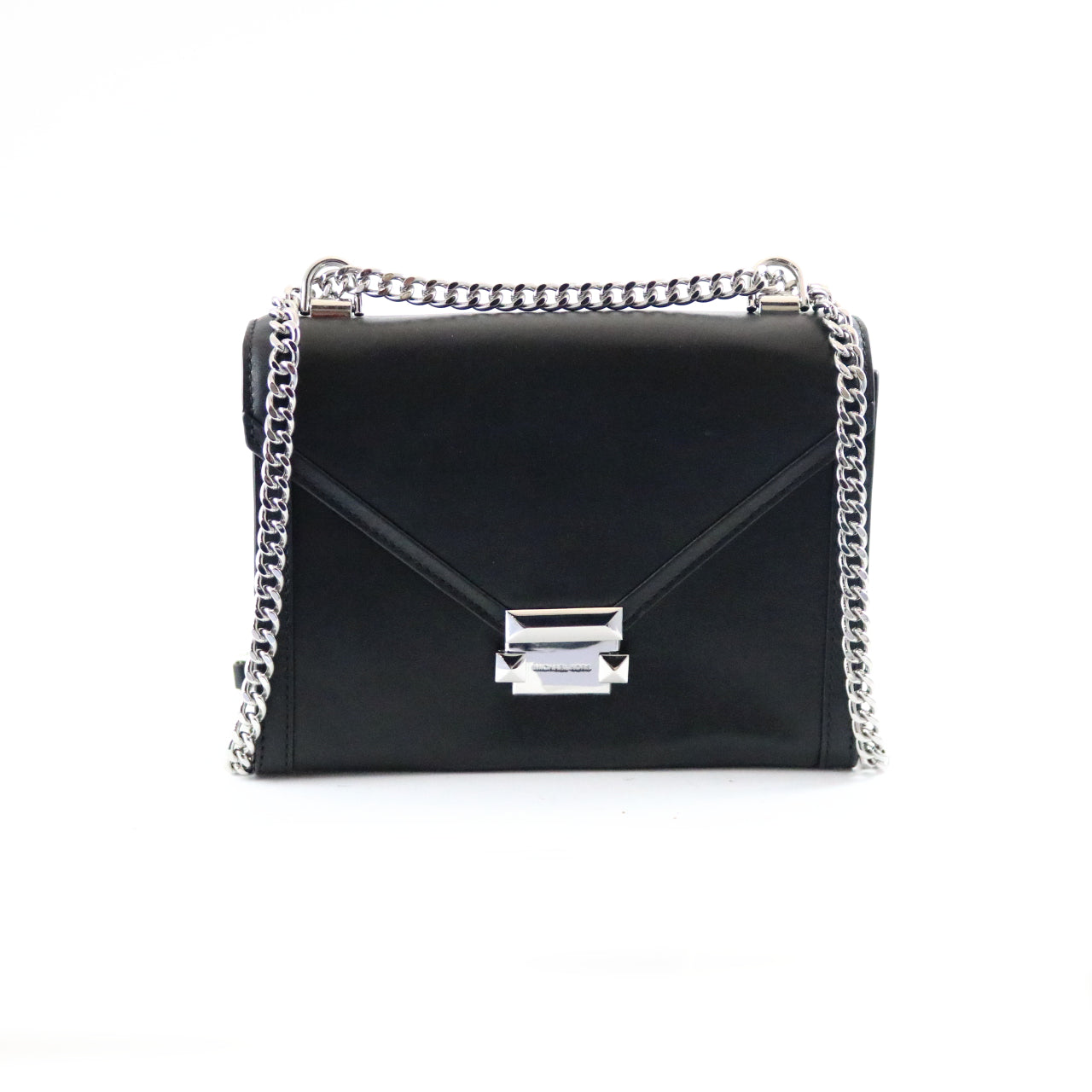 Whitney Small Leather Convertible Bag