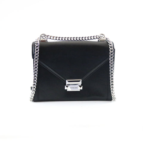Black Mini M.A.C Crossbody