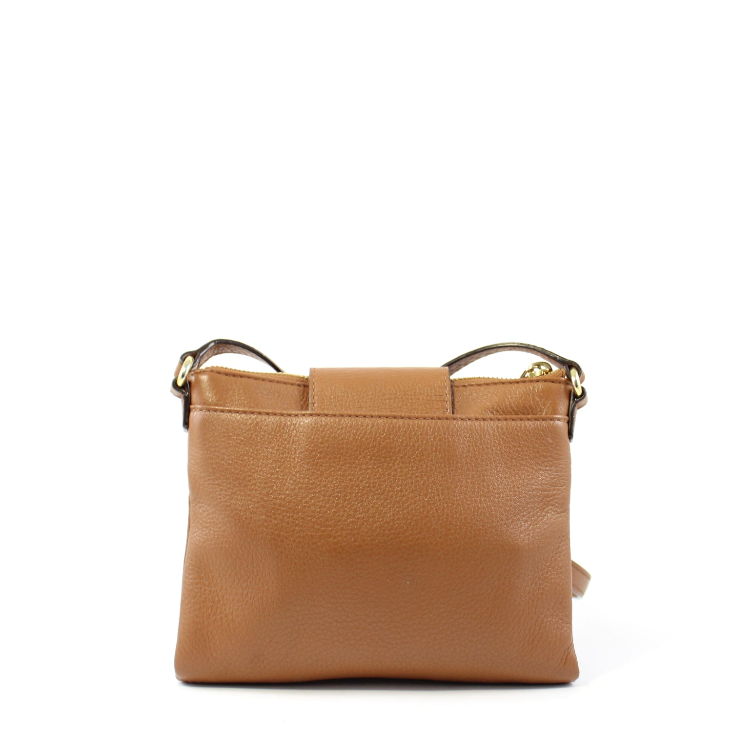Double Zip Cross Body Bag