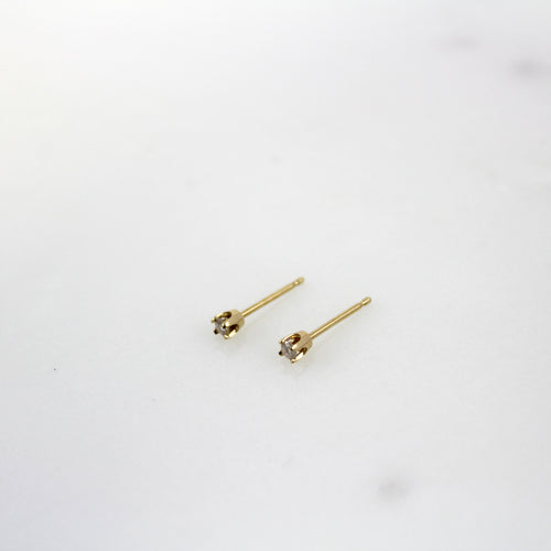 Genuine Diamond Studs