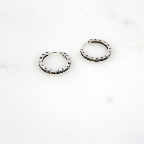 Signature Hoop Earrings