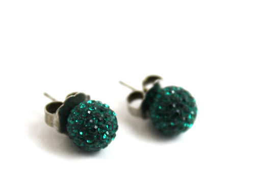 Sparkle Ball Earrings