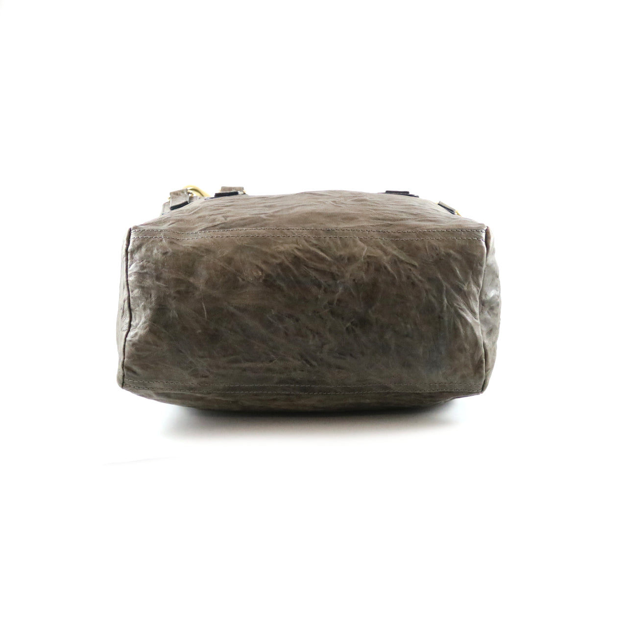Tumbled Sheepskin Small Pandora Messenger