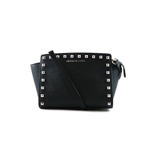 Gia Ostrich Cross Body
